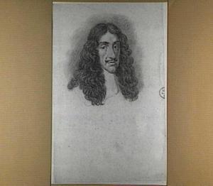 Portret van koning Karel II van Engeland