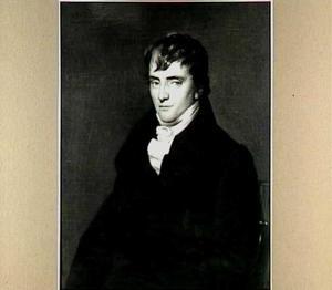 Portret van Willem Hendrik Suringar (1790-1872), koopman, stichter van het Ned. Genootschap tot zedelijke verbetering van gevangenen