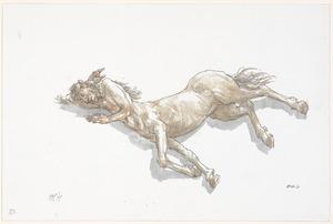 Liggende centaur