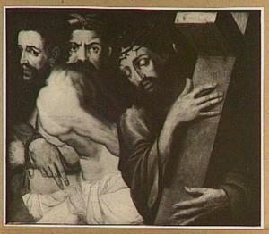 Christus met het kruis