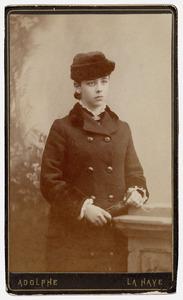 Portret van Jacoba Henriette Magdalena van Asch van Wijck (1860-1929)