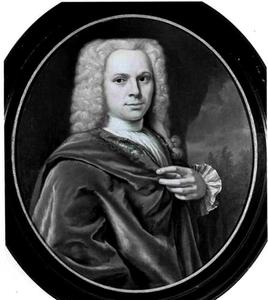 Portret van Wiardus Siccama (1713-1797)