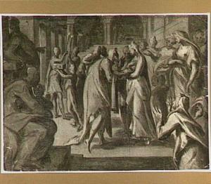 De opdracht in de tempel (Lucas 2:22-40)