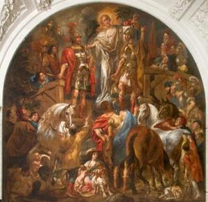 Vrede tussen de Romeinen en Batavieren