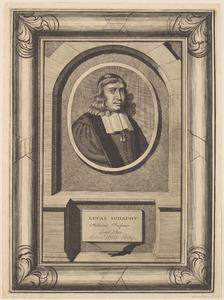Portret van Lucas Schacht (1634-1689)