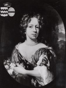 Portret van mogelijk Susanna Geertruid van Bodeck tot Marwitz (1659-1741)