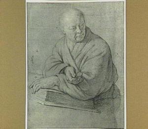 Portret van Willem van Mieris