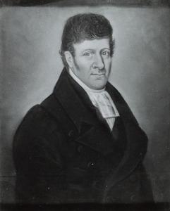Portret van Hildebrand Andries Lieuwens (1786-1840)