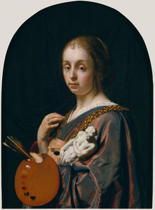 Allegorie van de schilderkunst