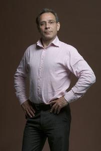 Portret van Berend Strik