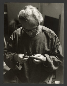 Portret van Piet Esser