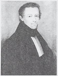 Portret van Arend Hulshoff Pol (1808-1887)