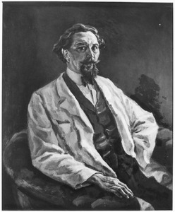 Portret van dr. H. van der Vuurst de Vries (1875-1962)