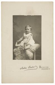 Portret van Annie van Nie