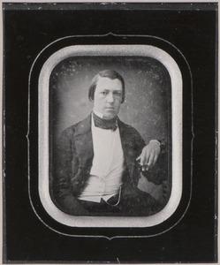 Portret van Adriaan Justus Enschedé (1829-1896)