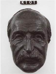 Portret van Tobias Michel Carel Asser (1838-1913)