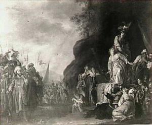 De offerdood van de dochter van Jefta (Richteren 11:39)
