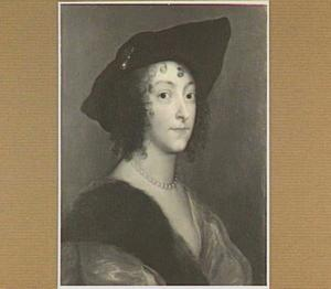 Portret van  Lady Catharine, Countess of Chesterfield