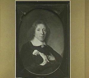 Portret van Lodewijk Huygens (1631-1699)