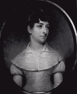 Portret van Philippina Henrietta Cornelia van Loon (1792-1863)