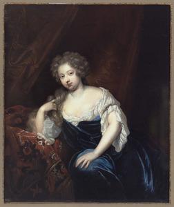 Portret van Catharina van Bronckhorst (1658-1742)