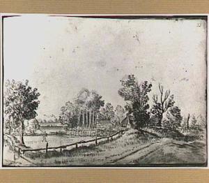 Landschap in Noord-Holland