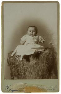 Portret van Anna de Haas (1898-1977)
