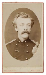Portret van August Leopold Frederik Theodoor van der Wyck (1844-1908)