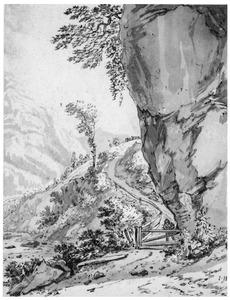 Vallei in de Alpen (Glarus)