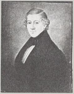 Portret van Carel Hendrik Bernard Palthe (1820-1897)