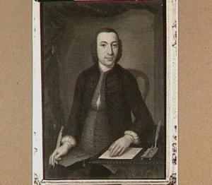 Portret van Floris Scheurleer (1729-1812)