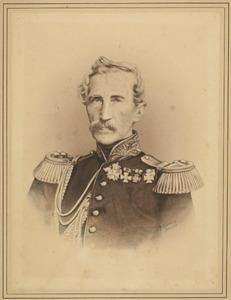Portret van Wilhelm Friedrich von Pestel (1802-1880)