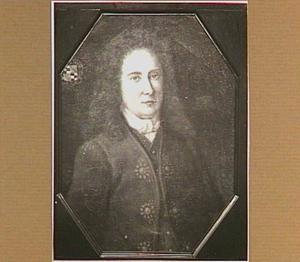 Portret van Hendrik Willem van Westerholt (?-1721), echtgenoot van Margaretha Elisabeth van Oer
