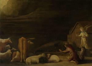 De verkondiging aan de herders [Lukas 2:1-20]