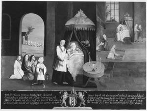 Het hostiewonder van Amsterdam van 1345