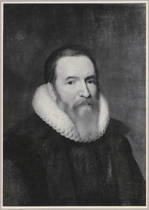 Portret van Johan van Oldenbarnevelt (1549-1619)