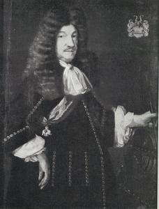 Portret van Iver Krabbe (1602-1666)