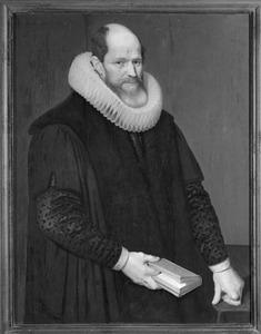 Portret van Jacob Kelffken (1554-?)