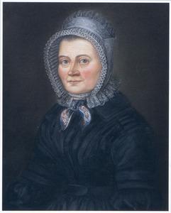 Portret van Neeltje Pos