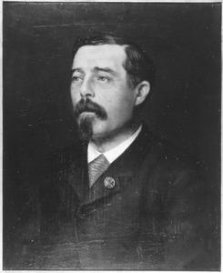 Portret van G.H. van Soest