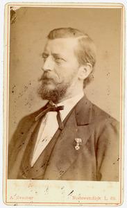 Portret van Bernard Herman Maria Driessen (1828-1896)