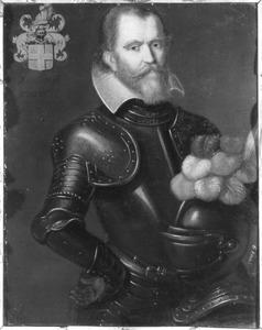 Portret van Joost van Heeckeren (1540-1620)