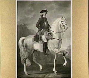 Portret van Hendrik Willem Jacob van Tuyll van Serooskerken (1713-1800)