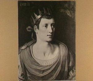 Portret van keizer Augustus