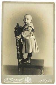 Portret van Jan de Lavieter (1900-1981)