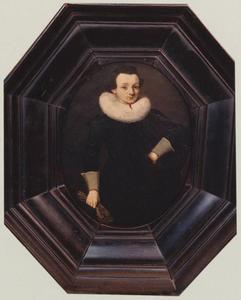 Portret van Joost Hagedoorn (1602-1659)