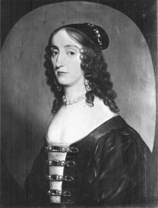 Portret van Elizabeth Stuart (1596-1662)
