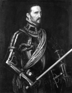 Portret van Fernando Alvarez de Toledo, hertog van Alva