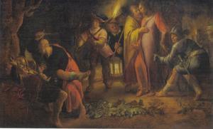 De gevangeneming van Christus