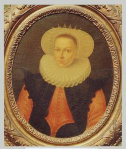 Portret van Johanna Taelebout (1568- )